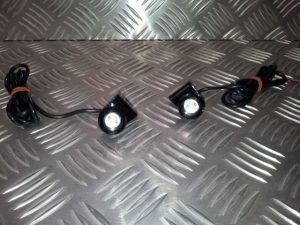 Projector Led Front  Indicator's