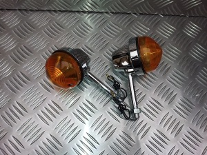 Lucas Style Indicator's from Triumph Custom Parts