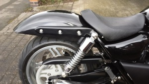 Thunderbird Rear Fender  from Triumph Custom Parts