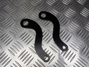 Rear Indicator Bracket's S from Triumph Custom Parts